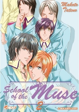 Couverture du livre : School of the Muse, Tome 2
