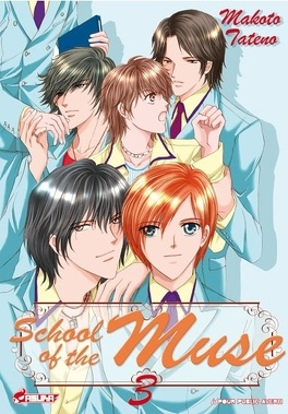 Couverture du livre : School of the Muse, Tome 3