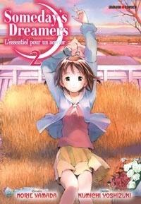 Couverture du livre : Someday's Dreamers, vol.2