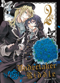 Undertaker Riddle, Tome 2