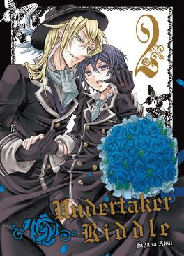 Couverture du livre : Undertaker Riddle, Tome 2