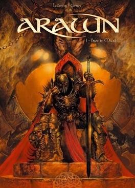 Couverture du livre : Arawn, Tome 1 : Bran le maudit