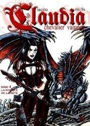 Couverture du livre : Claudia, Chevalier vampire, tome 4 : La marque de la bête