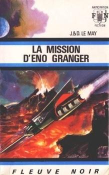 Couverture du livre : FNA -416- La mission d'Eno Granger
