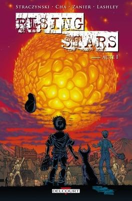 Couverture du livre : Rising Stars 1