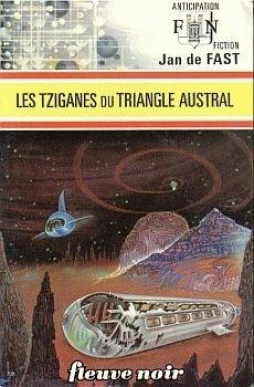 Couverture du livre : FNA -738- Les Tziganes du triangle Austral
