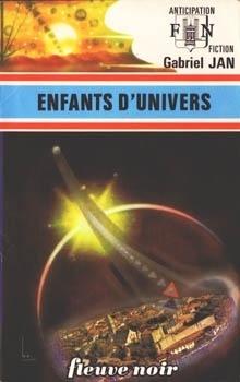 Couverture du livre : FNA -766- Enfants d'Univers