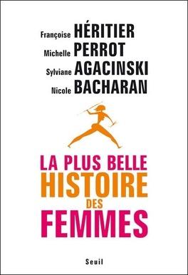 Couverture du livre : La plus belle histoire des femmes