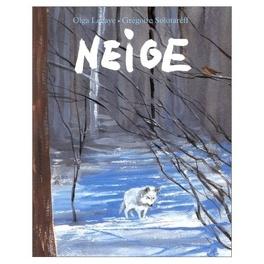 Couverture du livre : Neige