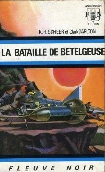 Couverture du livre : Perry Rhodan, tome 21 : La Bataille de Bételgeuse