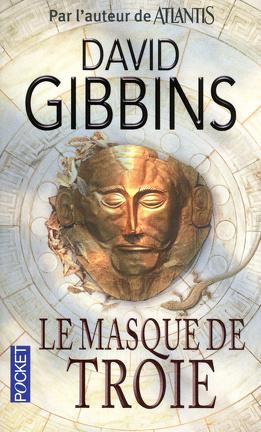 Couverture du livre : Le masque de Troie