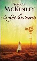 Couverture du livre : Le chant des secrets