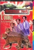 Animorphs, Tome 11 : L'Oubli