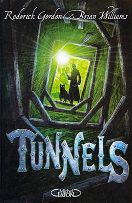 Couverture du livre : Tunnels