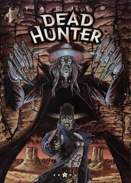 Couverture du livre : Dead hunter, tome 1 : Meme pas mort