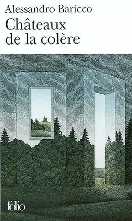 Couverture du livre : Châteaux de la colère