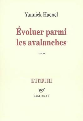 Couverture du livre : Évoluer parmi les avalanches