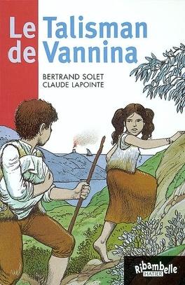 Couverture du livre : Le talisman de Vannina