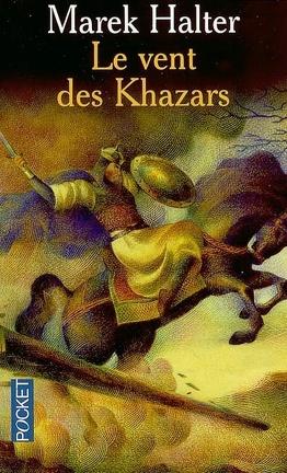 Couverture du livre : Le vent des Khazars
