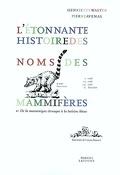 L'étonnante histoire des noms des mammifères : de la musaraigne étrusque à la baleine bleue
