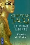 couverture La Reine Liberté, Tome 1 : L'Empire des ténèbres