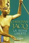 couverture La Reine Liberté, Tome 3 : L'Épée flamboyante