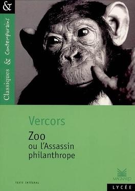 Couverture du livre : Zoo ou L'assassin philanthrope