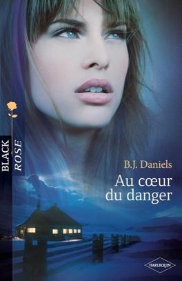 Couverture du livre : Au cœur du danger