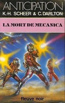 Couverture du livre : FNA -1128- La mort de Mecanica