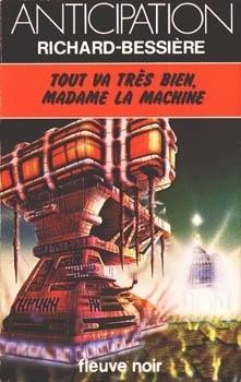 Couverture du livre : FNA -903- Tout va très bien, madame la machine