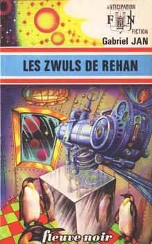 Couverture du livre : Les Zwüls de Réhan