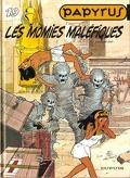 Papyrus, Tome 19 : Les momies maléfiques