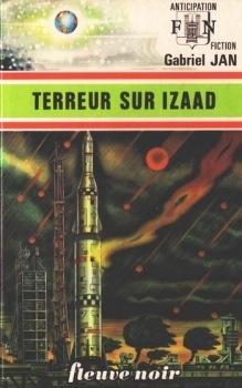 Couverture du livre : Terreur sur Izaad