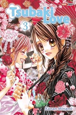 Couverture du livre : Tsubaki love, Tome 3