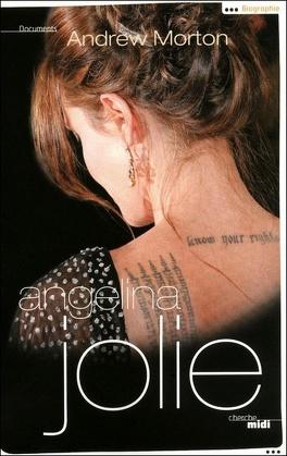 Couverture du livre : Angelina Jolie