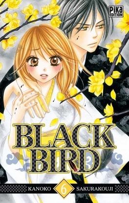 Couverture du livre : Black Bird, Tome 6