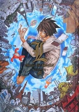 Couverture du livre : Death Note (Roman), Tome 2 : L Change the World
