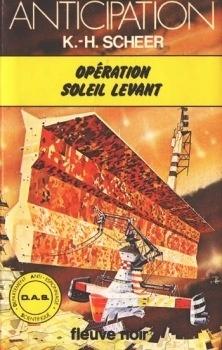 Couverture du livre : FNA -876- Opération soleil levant