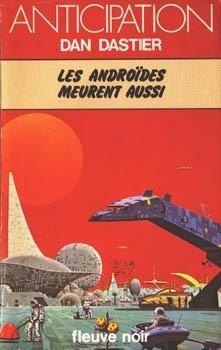 Couverture du livre : FNA -909- Les androïdes meurent aussi