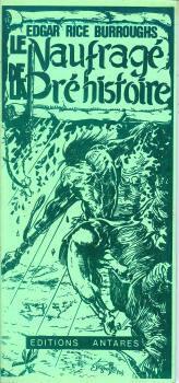 Couverture du livre : Le Naufragé de la préhistoire