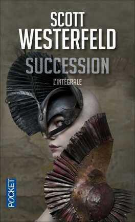 Couverture du livre : Succession - L'intégrale