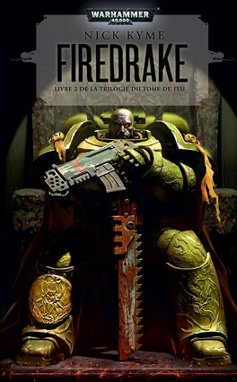 Couverture du livre : Tome du Feu, tome 2 : Firedrake