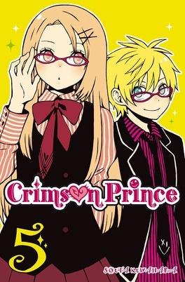 Couverture du livre : Crimson Prince, tome 5