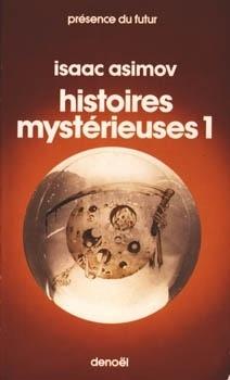 Couverture du livre : Histoires mystérieuses, tome 1