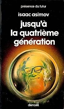 Couverture de Jusqu'à la quatrième génération