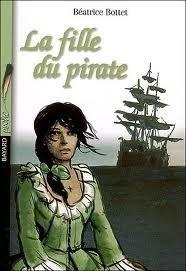 Couverture du livre : La fille du pirate