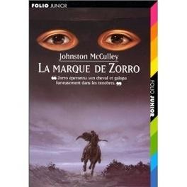 Couverture du livre : La marque de Zorro