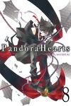 couverture Pandora Hearts, Tome 8