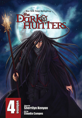 Couverture du livre : The Dark-Hunters, Tome 4