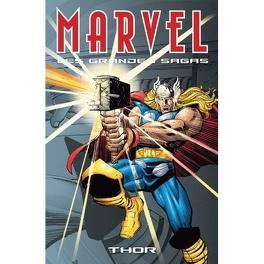 Couverture du livre : Marvel les grandes sagas tome 02 Thor